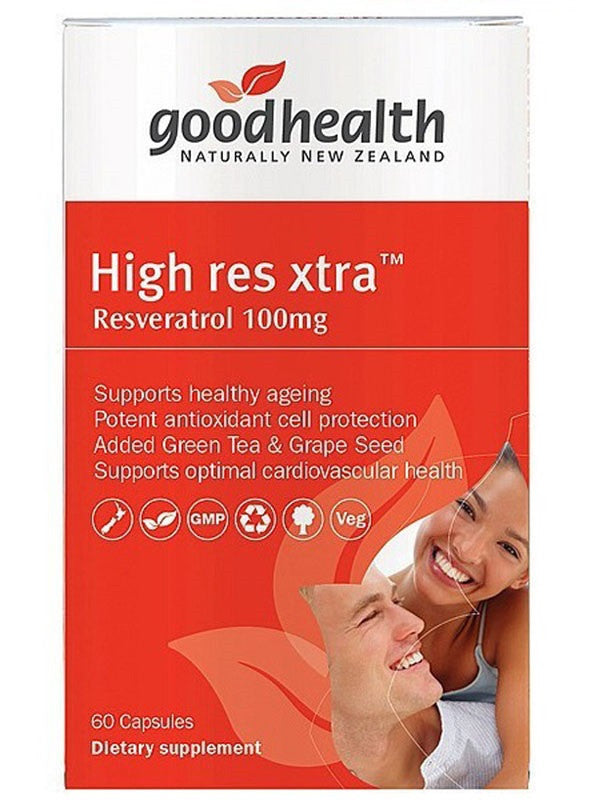 Good Health High Resveratrol Xtra