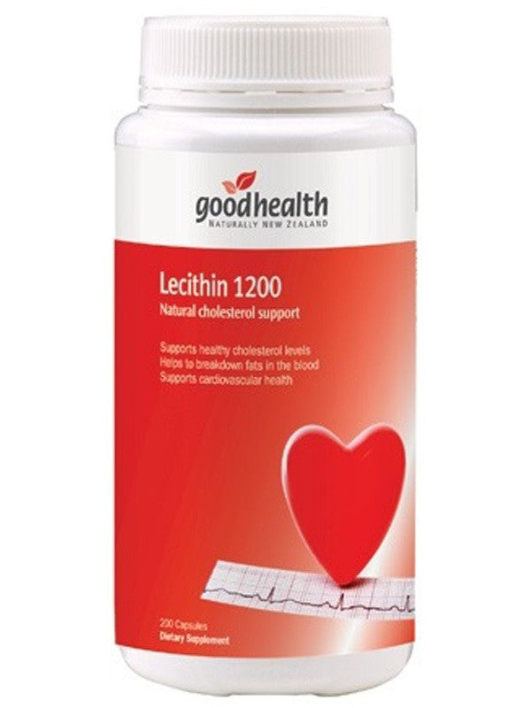 Good Health Lecithin