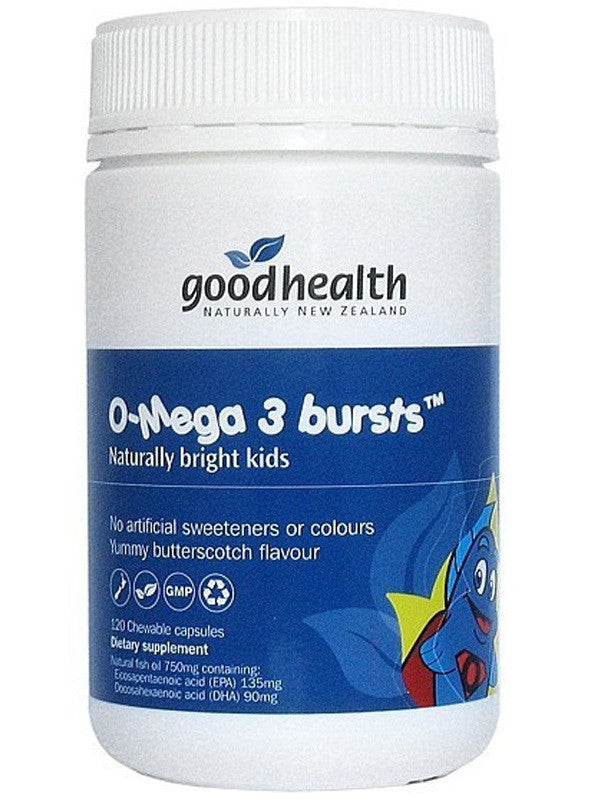 Good Health Omega 3 Bursts