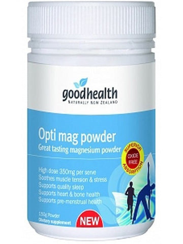 Good Health Opti Mag Powder