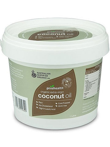Good Health Organic Extra Virgin Coconut Oil