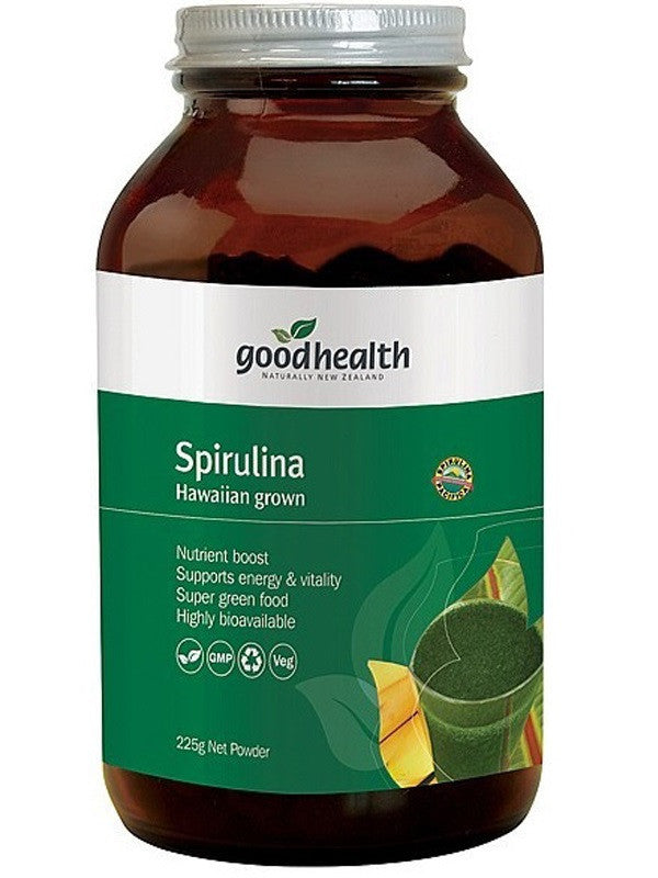 Good Health Sprilulina Powder