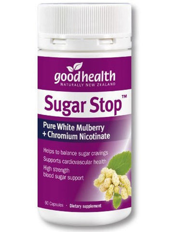 Good Health Suger Stop