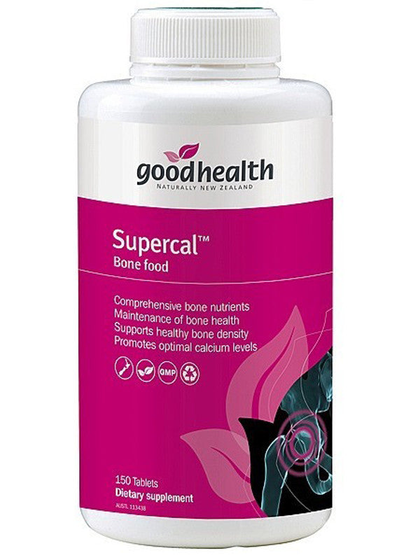 Good Health Supercal