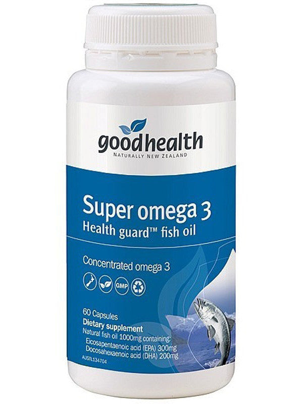 Good Health Super Omega 3