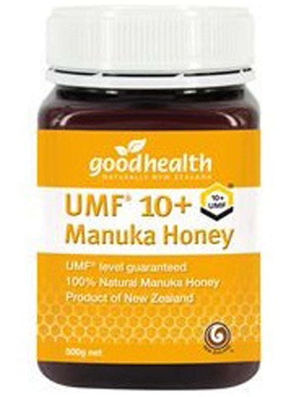 Good Health UMF 10+ Manuka Honey