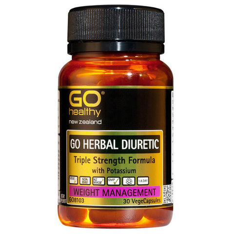 GO Healthy Herbal Diuretic