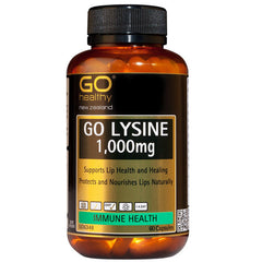 GO Healthy Lysine 1000mg