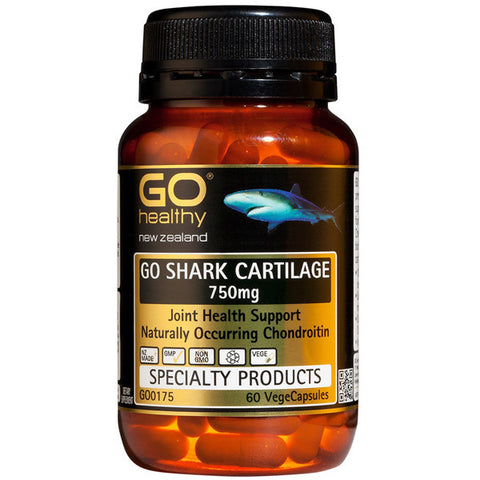 GO Healthy Shark Cartilage 750mg