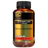 GO Healthy Vitamin E 500IU +C0Q10