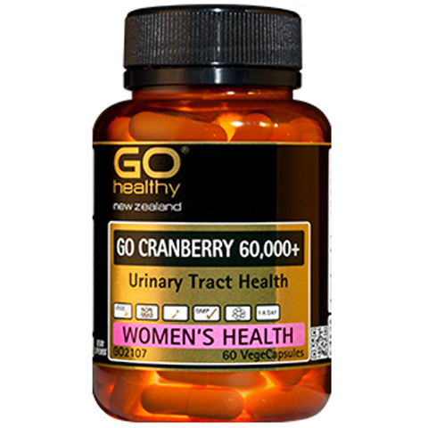GO Healthy Cranberry 60,000
