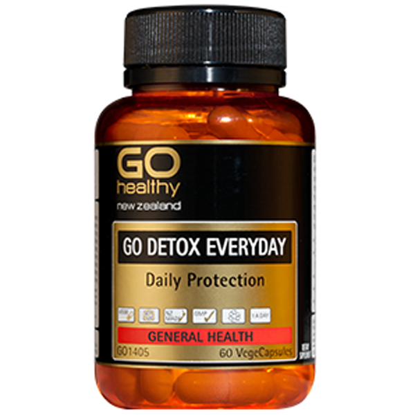GO Healthy Detox Everyday