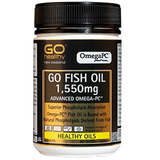 GO Healthy Fish Oil 1550 Advanced Omega PC