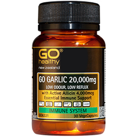 GO Healthy Garlic 20,000mg