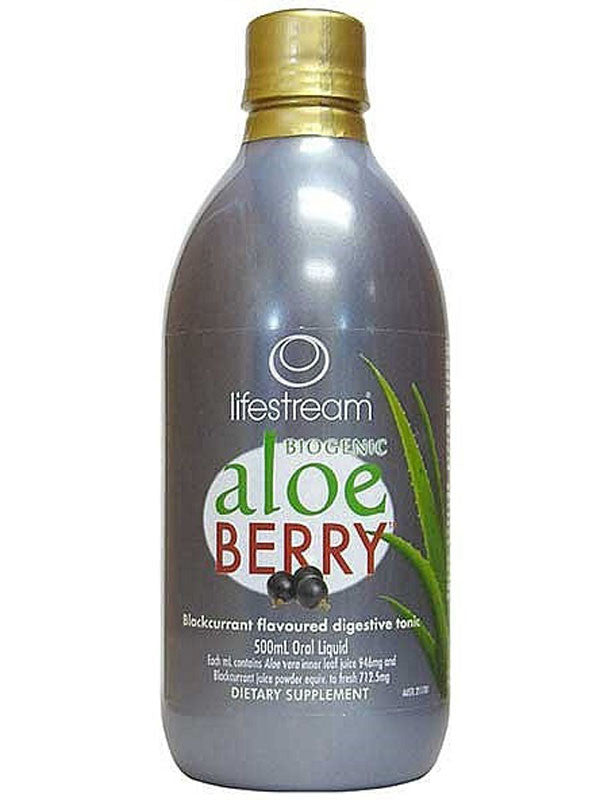 Lifestream Aloeberry