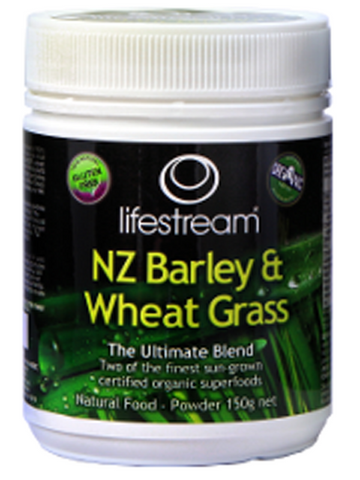 Lifestream Barley and Wheat Grass Powder