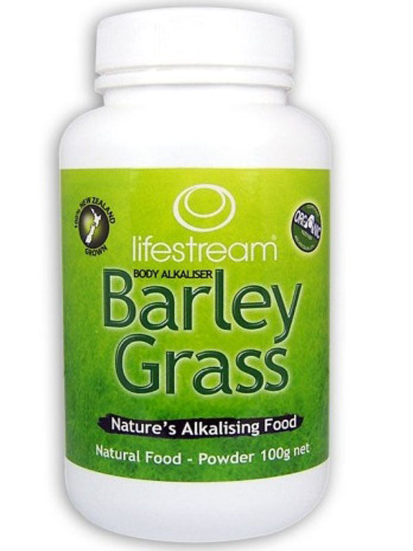 Lifestream Barley Grass Powder