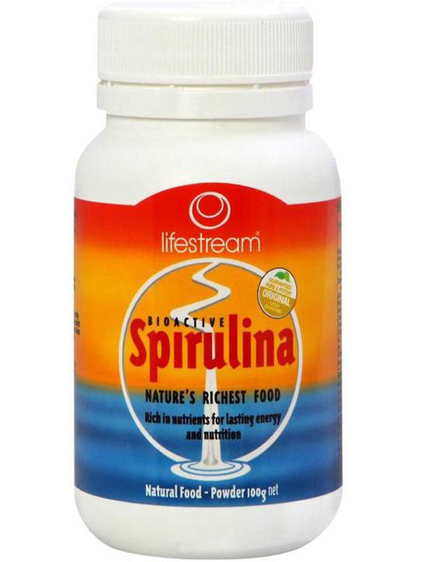 Lifestream Bioactive Spriulina Powder