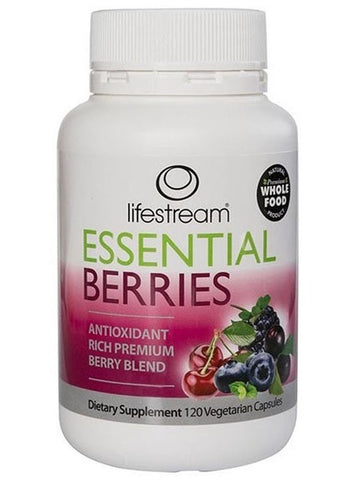 Lifestream Essential Berries Capsules