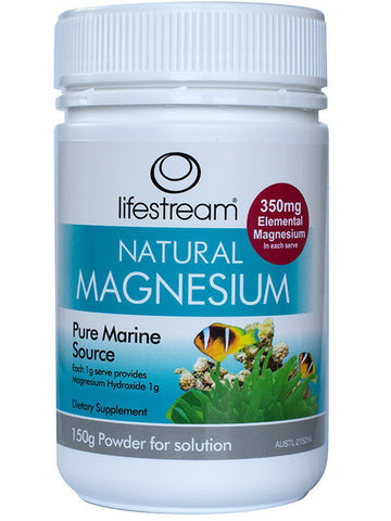Lifestream Magnesium Powder