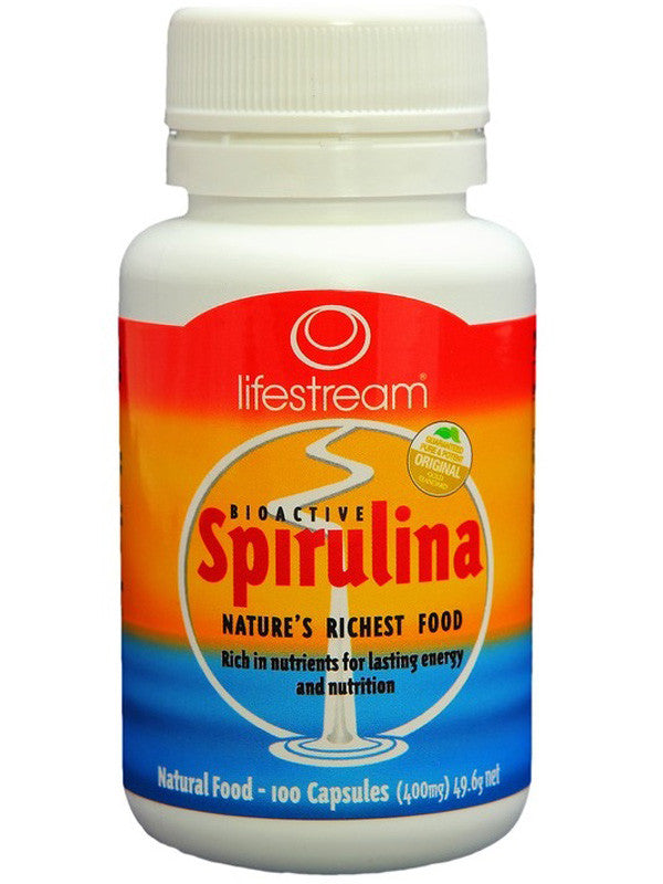 Lifestream Spirulina Bioactive