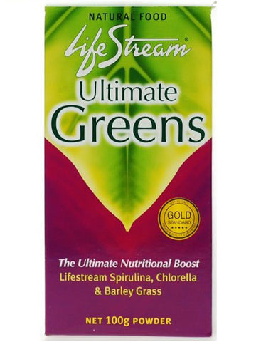 Lifestream Ultimate Greens Powder