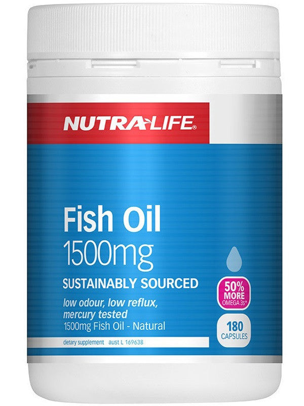 Nutralife Fish Oil 1500mg