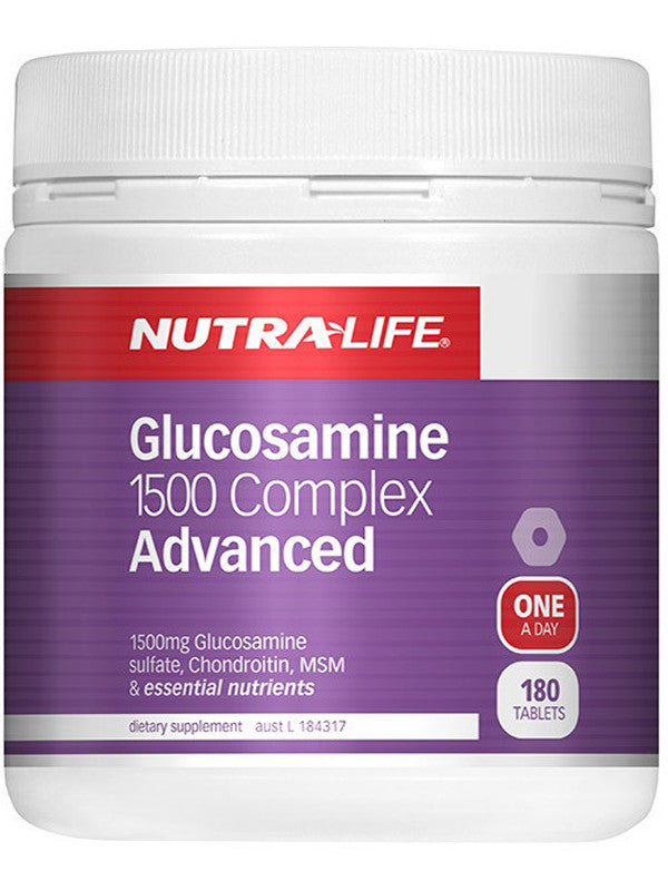 Nutralife Glucosamine 1500 Complex Advanced