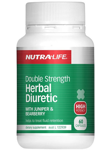Nutralife Herbal Diuretic Double Strength
