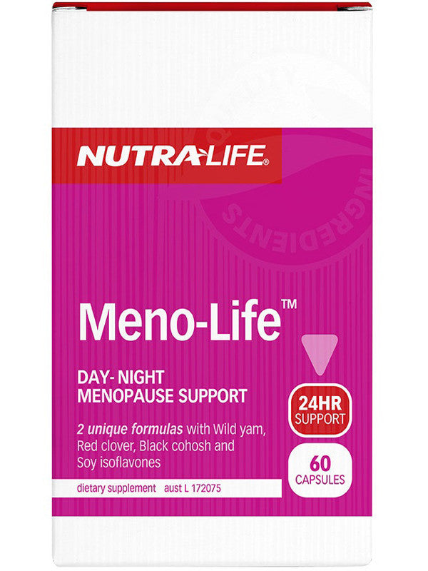 Nutralife Meno-Life Day Night Menopause Support