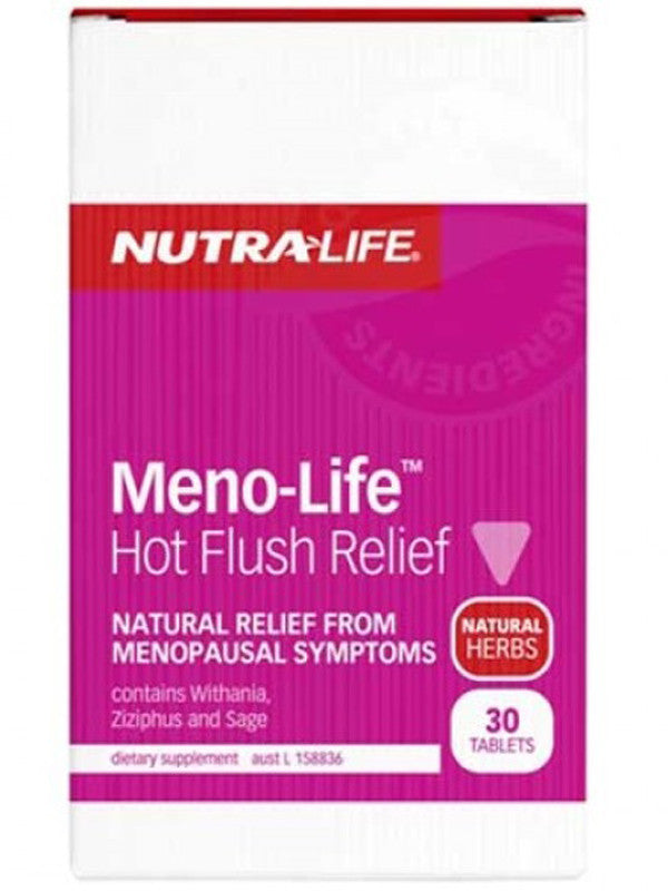 Nutralife Meno-Life Hot Flush Relief