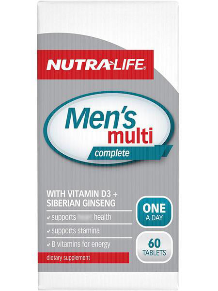 Nutralife Mens Multi Complete