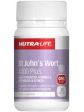 Nutralife St Johns Wort 4200mg Plus