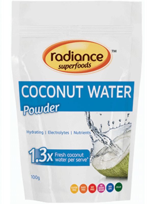 Radiance Super Foods Coconut Water Powder 100g