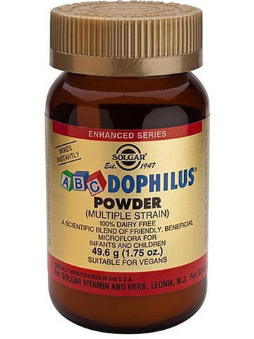 Solgar ABC Dophilus Powder