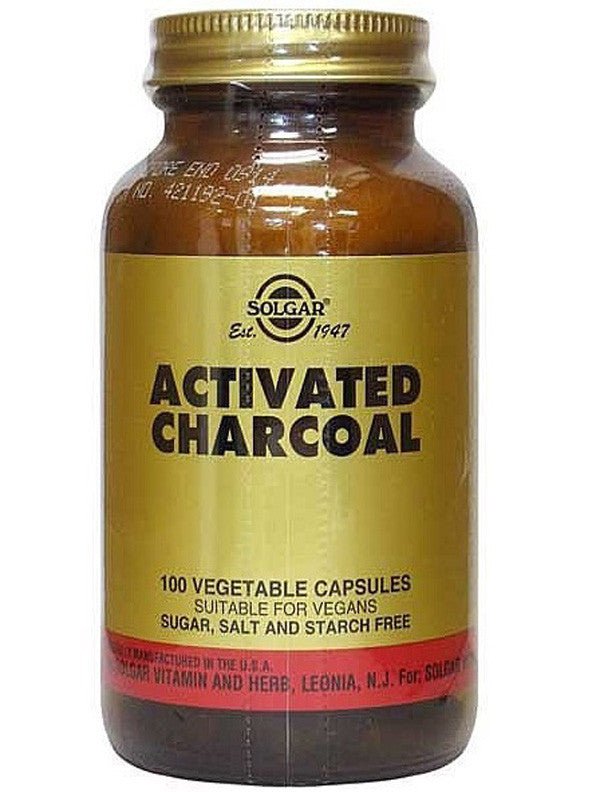 Solgar Activated Charcoal