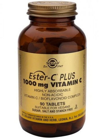 Solgar Ester C Plus 1000mg