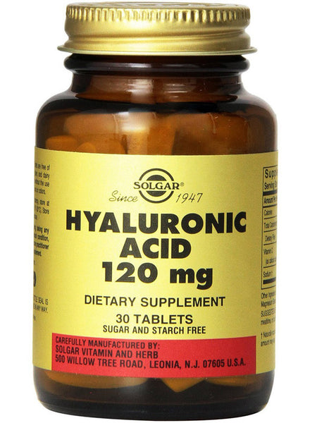 Hyaluronic acid supplement side effects