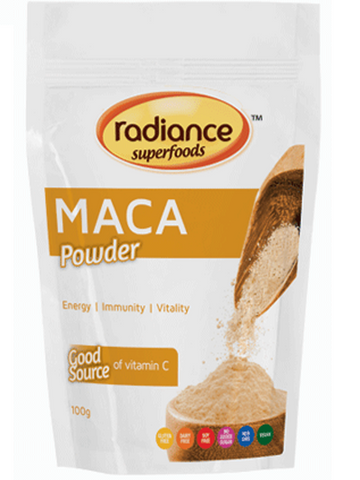 Radiance Super Foods Maca Powder 100g