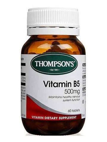 Thompson's B5 500mg