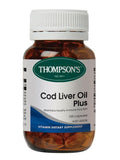 Thompson's Cod Liver Oil Plus