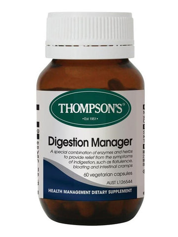 Thompson's Digestion Manager