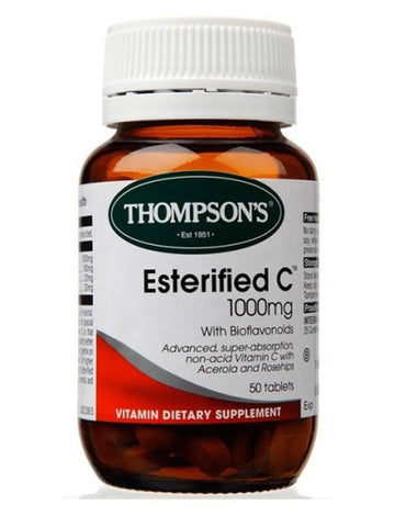 Thompson's Esterified C 1000mg