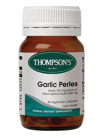 Thompson's Garlic Perles