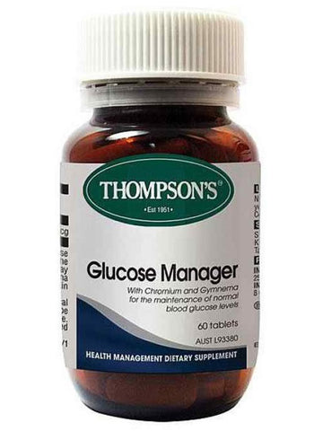 Thompson's Glucose Manager