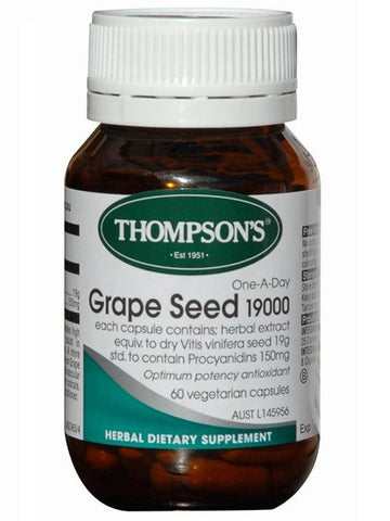 Thompson's One-a-day Grapeseed 19000