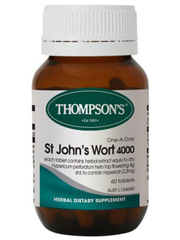 Thompson's One-a-day St John's Wort 4001
