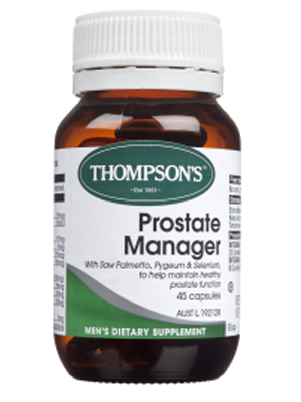 Thompson's Prostate Manager