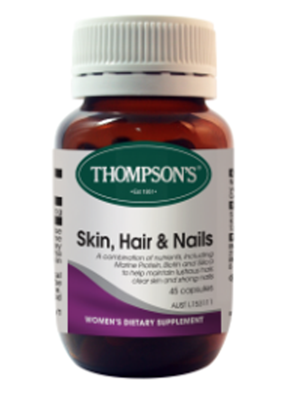 Thompson's Skin, Hair and Nails