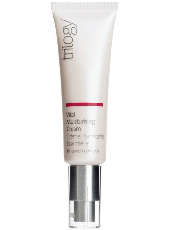 Trilogy Vital Moisturising Cream Pump